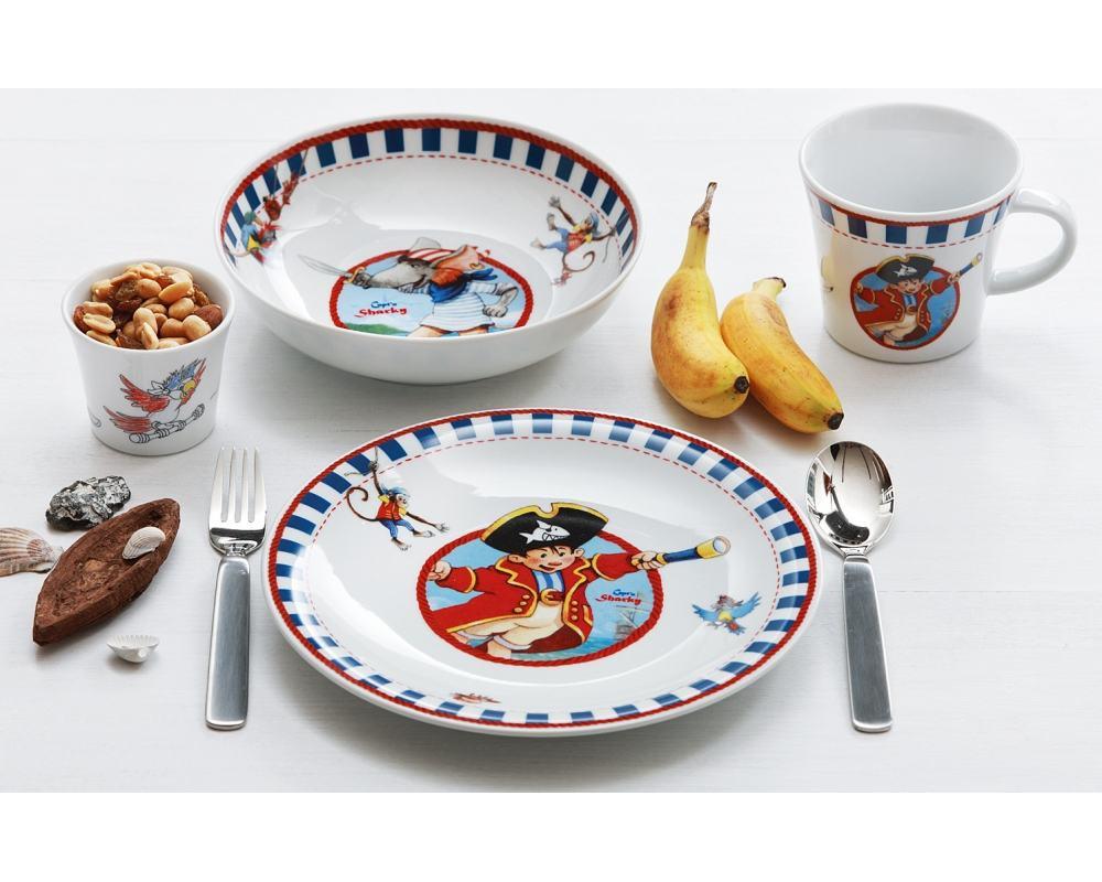 Детская посуда: какая нужна и из каких материалов изготавливается?