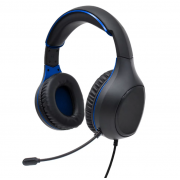 PERFEO Гарнитура (PF-A4478) ACTION черный/синий