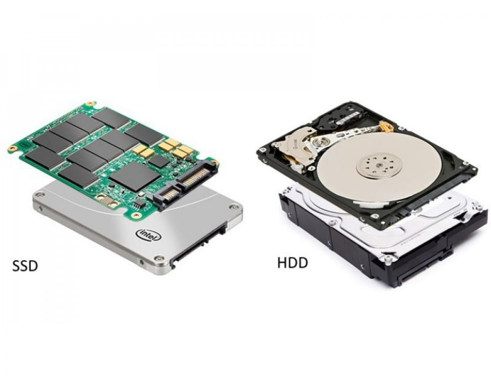 HDD или SSD — что выбрать?