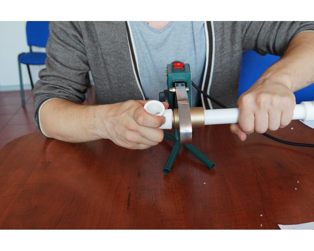 Как выбрать паяльник для пайки пластиковых труб?