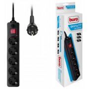 Buro Сетевой фильтр 500SH-5-B 5м 992296