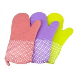 Кухонные рукавицы и прихватки