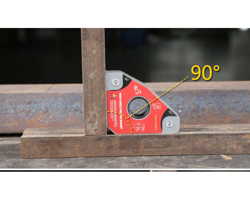Выбираем магниты для сварки: разновидности и их особенности