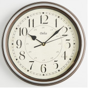 DELTA Часы настенные 31 см DT9-0006
