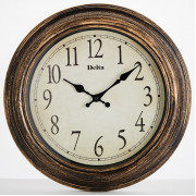 DELTA Часы настенные 33 см DT9-0014