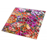 HOME ELEMENT Весы напольные электронные HE SC 906 мозаика