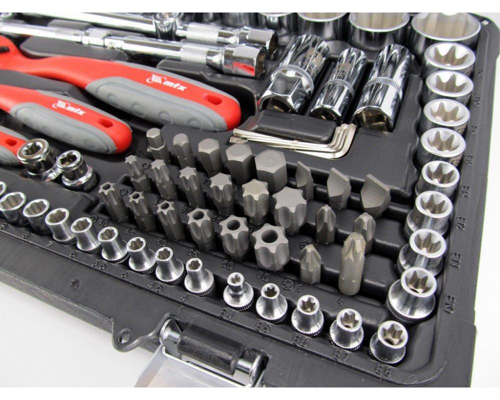 Как выбрать универсальный набор ручного инструмента