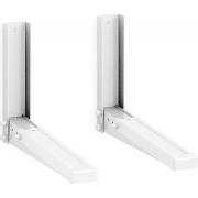 ElectricLight Кронштейн для СВЧ КБ-01-10 белый