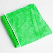 MAGIC PRICE Набор из 2-х чистящих салфеток для автомобиля из микрофибры 14МР-026/1 зеленый