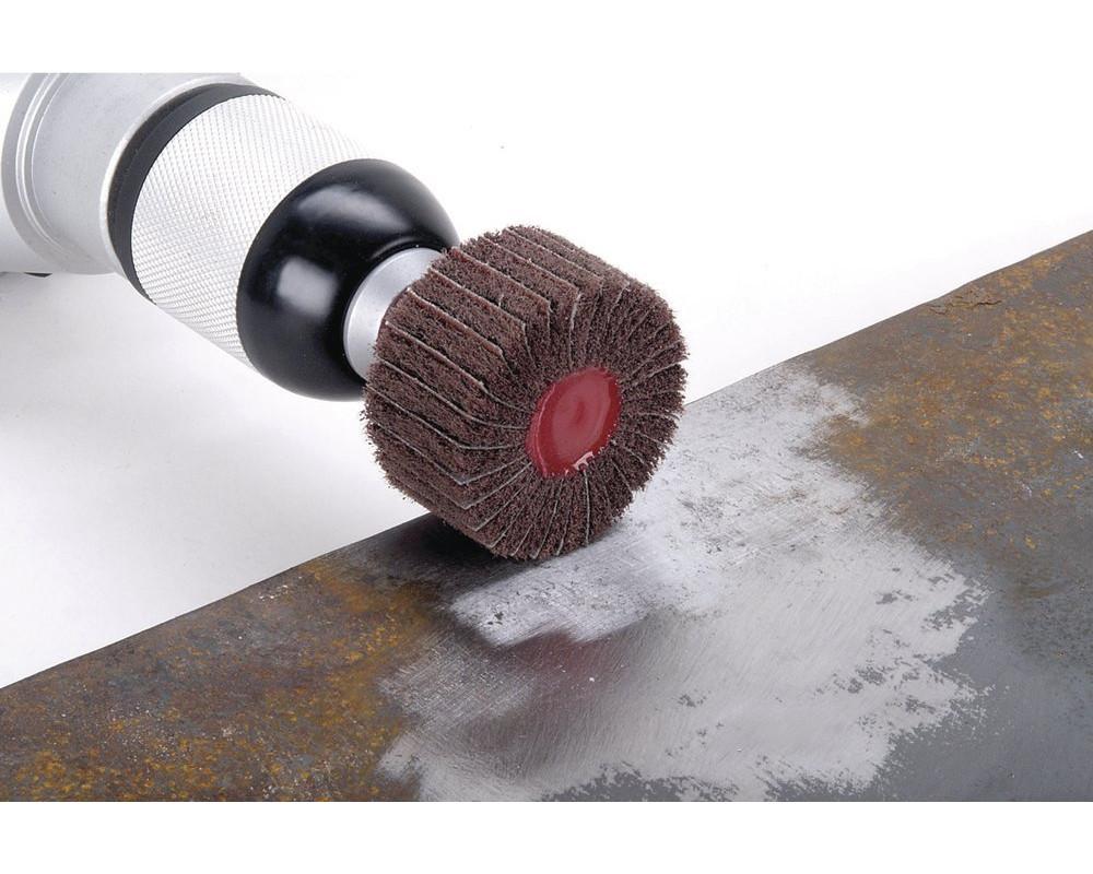 Металлические щетки. Азы применения щеток для болгарки, дрелей и станков.