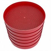 ВАСИЛИСА Съемные секции красные для сушилки электрической СОЗ-520 (6 штук)