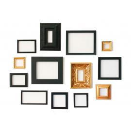 Рамки для картин и фотографий, багет