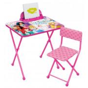 НИКА Комплект детской складной мебели Disney «Принцессы» Д2П