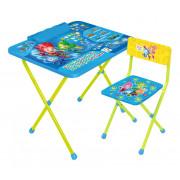 НИКА Комплект детской складной мебели «Фиксики» Ф2А