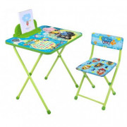НИКА Комплект детской складной мебели «Щенячий патруль» Щ2