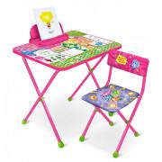 НИКА Комплект детской складной мебели «Фиксики» Ф2З