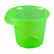 """АР-ПЛАСТ Чаша 1,5 л. """" Лайм"""" 03059 зеленый"""