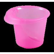 """АР-ПЛАСТ Чаша 1,5 л. """" Лайм"""" 03059 розовый"""