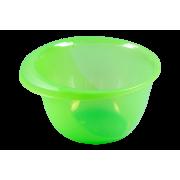 """АР-ПЛАСТ Чаша 3,5 л. """" Лайм"""" 03060 зеленый"""