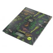 HOMESTAR Весы кухонные HS-3008 специи черный