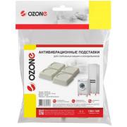 OZONE Антивибрационные подставки для стиральных машин 4 шт. CMA-16W