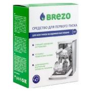 BREZO Средство для первого пуска для посудомоечной машины, 125 г/1шт 87776