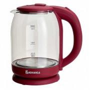 ВАСИЛИСА Электрический чайник ВА-1035 бордовый