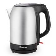 SAKURA Электрический чайник SA-2151BK черный