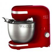 KELLI Миксер с чашей KL-5120 Красный