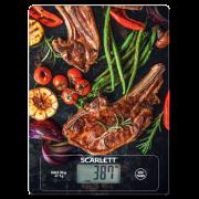 SCARLETT Весы кухонные SC-KS57P39