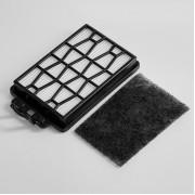 DELTA Набор фильтров для пылесоса 2 пр. LUX DL-0848F