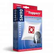 TOPPERR Синтетические пылесборники SM90 для пылесосов SAMSUNG