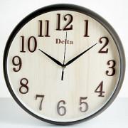 DELTA Часы настенные 30 см DT7-0010
