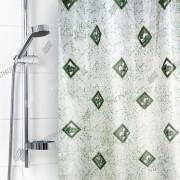 """VILINA Занавес для ванной комнаты 180 x 180 см """"Для бережливых"""" 1185GR"""