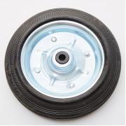 DELTA Колесо для багажной тележки (модели DT-23 и ТБР-23) металлическое, диаметр 14 см DT-23K