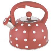WEBBER Чайник 2,7 л BE-0575 красный