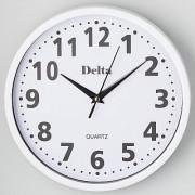 DELTA Часы настенные 25 см DT7-0001
