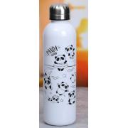 "КОМАНДОР Бутылка для воды 700 мл.""Панда"" 3901930"