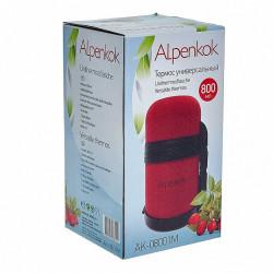ALPENKOK Термос универсальный 800 мл AK-08001M SOFT TOUCH