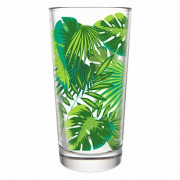 ДЕКОСТЕК Набор стаканов 250 мл 6 штук Тропики 146-Д