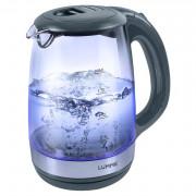 LUMME Электрический чайник LU 135 серый жемчуг