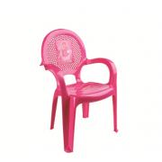DD STYLE Кресло детское 06206 красный перламутр