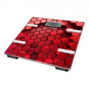 LUMME Весы напольные электронные LU 1331 красные