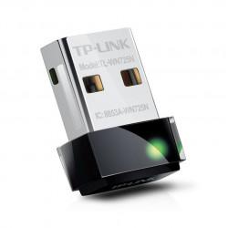 TP-Link Сетевой адаптер беспроводной 150 Мбит/с USB WiFi TL-WN725N 729597