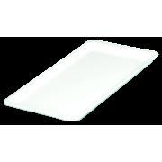 АР ПЛАСТ Поднос 43*25 см малый 16016 белый