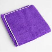 MAGIC PRICE Набор из 2-х чистящих салфеток для автомобиля из микрофибры 14МР-026/2 фиолетовый