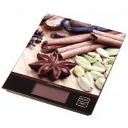 SUPRA Весы кухонные BSS 4097 brown электрические