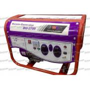 WBR Генератор бензиновый BG-2700