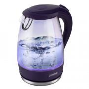 LUMME Электрический чайник LU 216 темный топаз