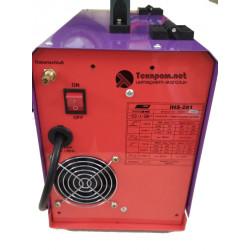 WBR Инверторный сварочный аппарат полуавтоматический IHS-281